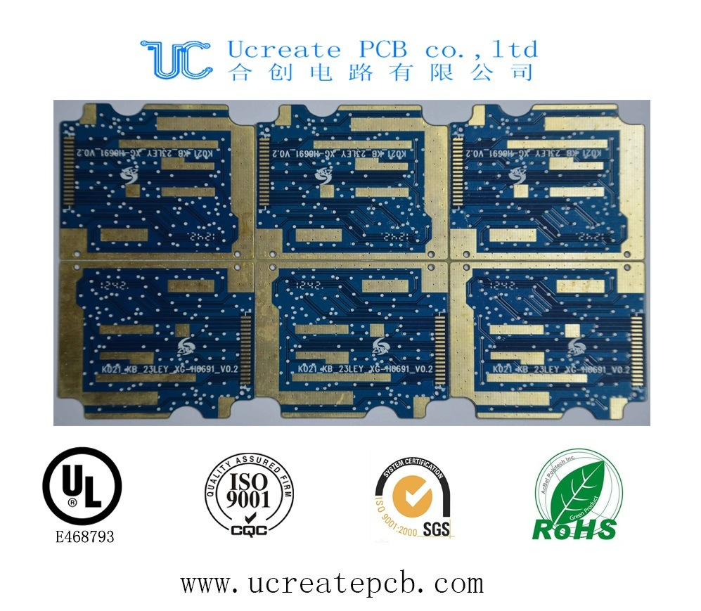 Printed Circuit Board PCB with Copy Clone and Design Service