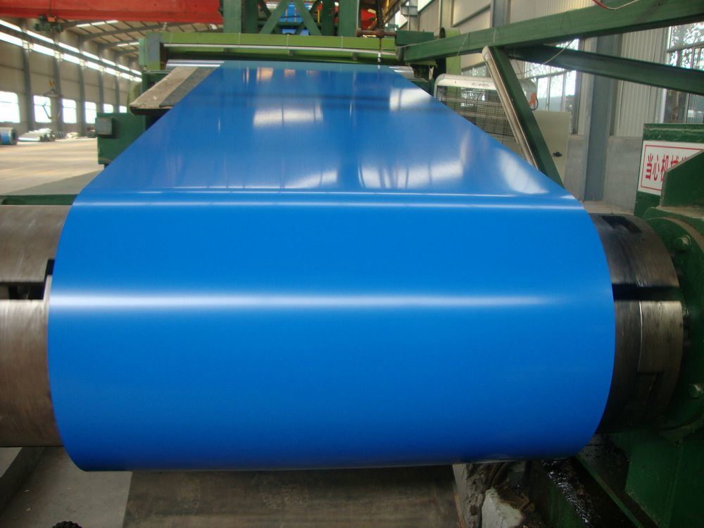 Ppcr or Cold Rolled Color Coated Galvanized Steel Coil
