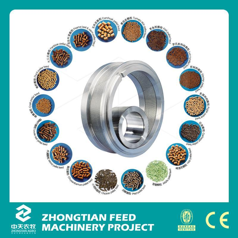 Low Price Pellet Machine Ring Die