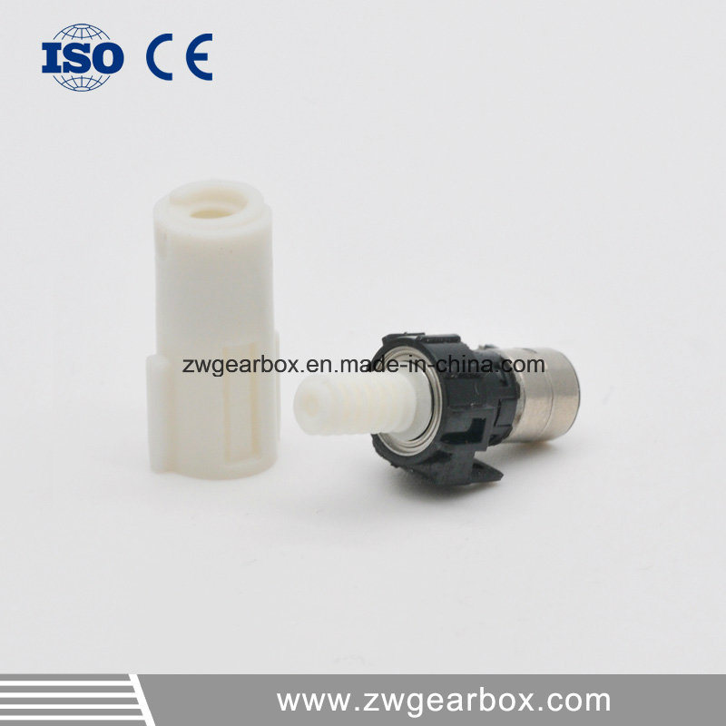 6mm Intelligent Anti Myopia Pen Small Stepper Worm Gear Motor