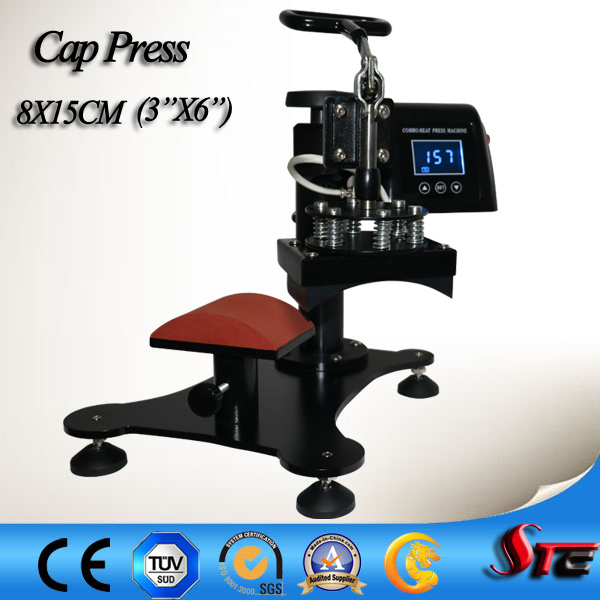 Stc-SD08 CE Certificate Multifunction Heat Press