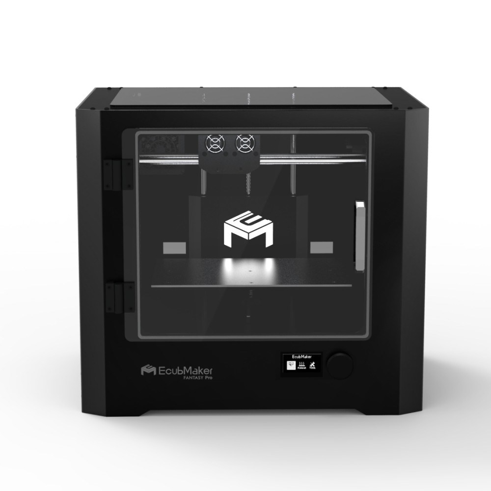 Ecubmaker Impressora 3D with Heated Bed Options 1.75mm Filament