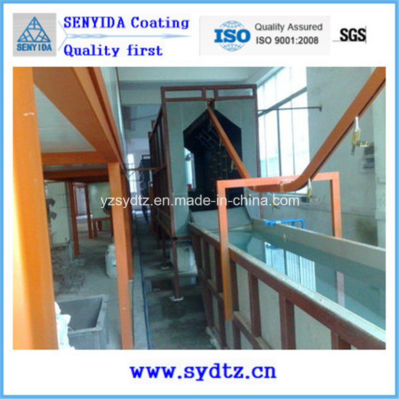Powder Coating Machine/Equipment/Line with Best Price of Electrophoresis Equipment