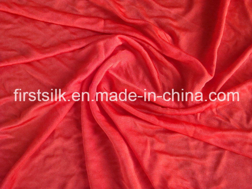 Silk Single Jersey Fabric, Pure Silk Fabric for Underwear