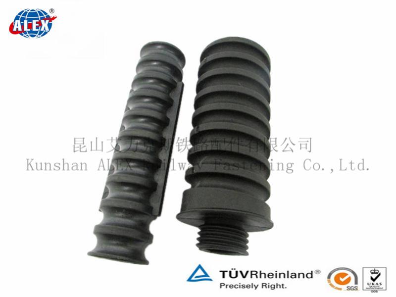 Railway Plastic Screw Dowel/Plastic Insert/Screw Sleeve/for Concrete Sleeper