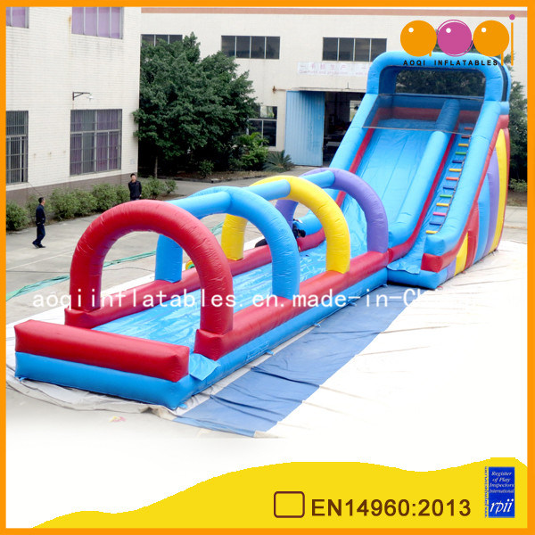 Giant Inflatable Water Park Slide Toy for Sale (AQ1036-2)