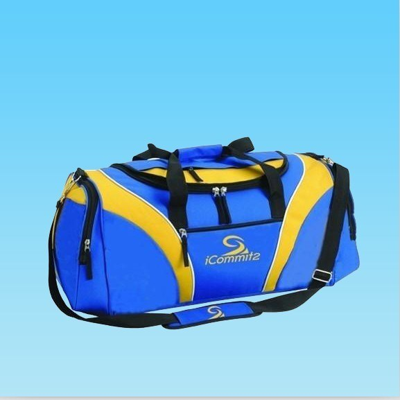 Fashion Newly 600d Polyester Unisex Travel Luggage Duffel Tote Bags