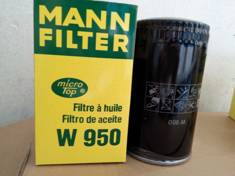 Screw Air Compressor Mann Filter Wd950 Mann Filter