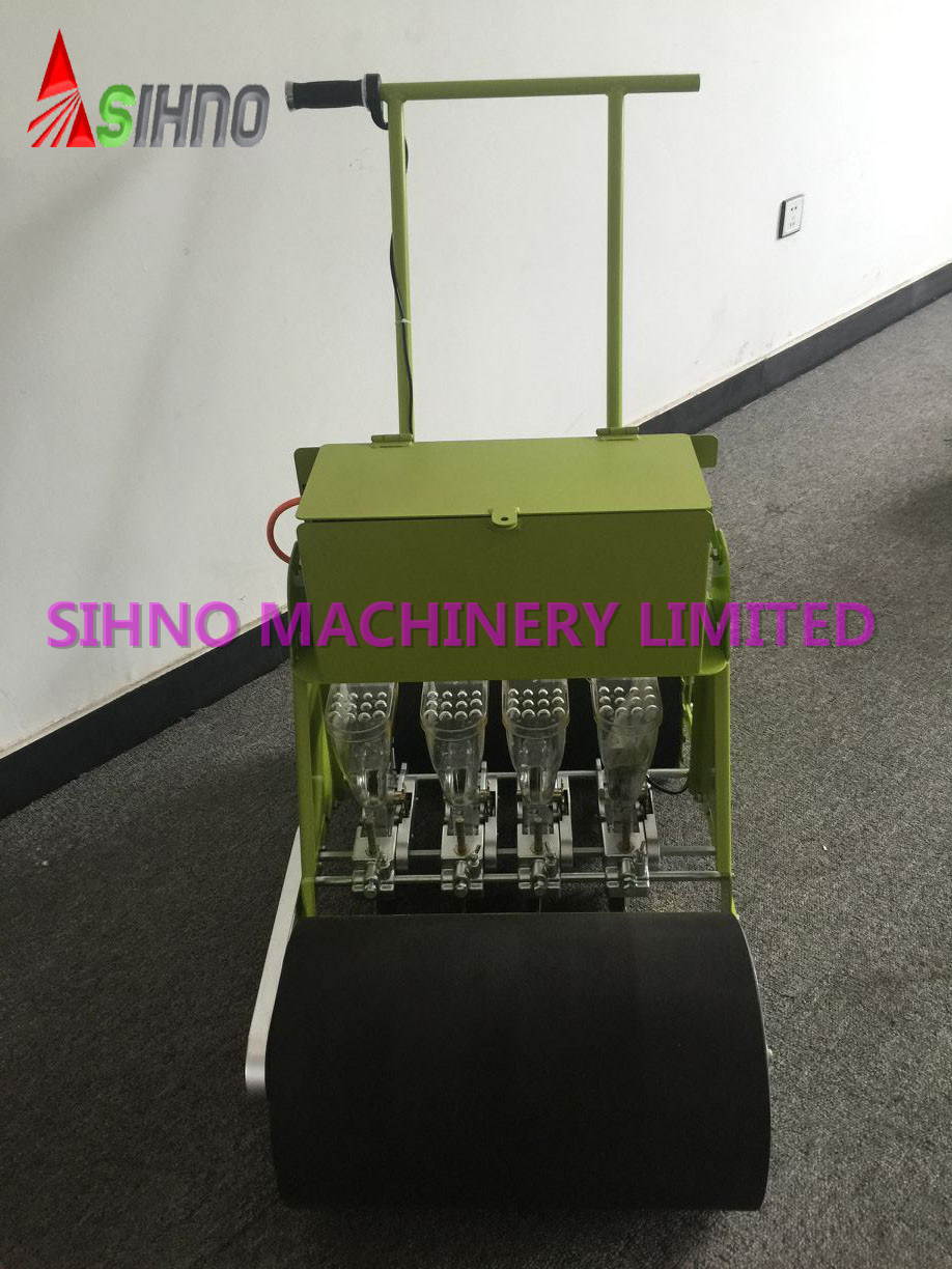 Electric Work Type Vegetable Precise Seeder for Vegetable Seeds