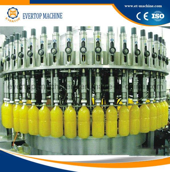 Bottle Fruit Juice Filling Bottling Machine