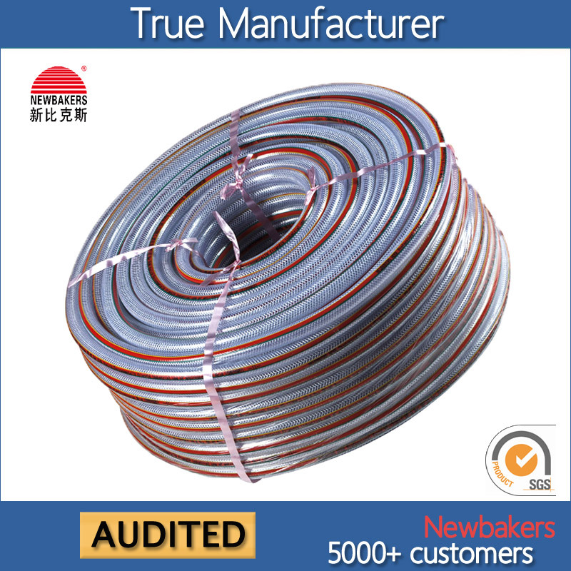 PVC Nylon Reinforced Spray Air Hose (KS-611NLG)