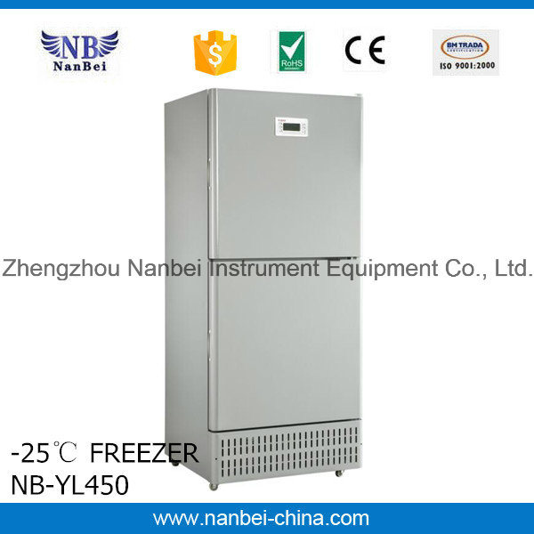 Upright Type Ultra Low Temperature Deep Laboratory Freezer