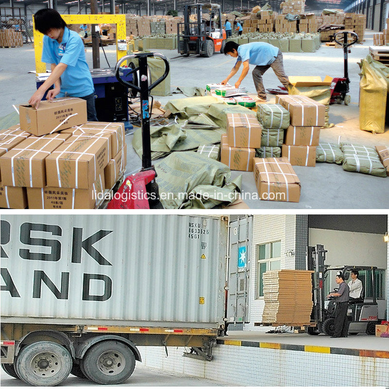 Export Consolidation Logistics Service in China Bonded Warehouse