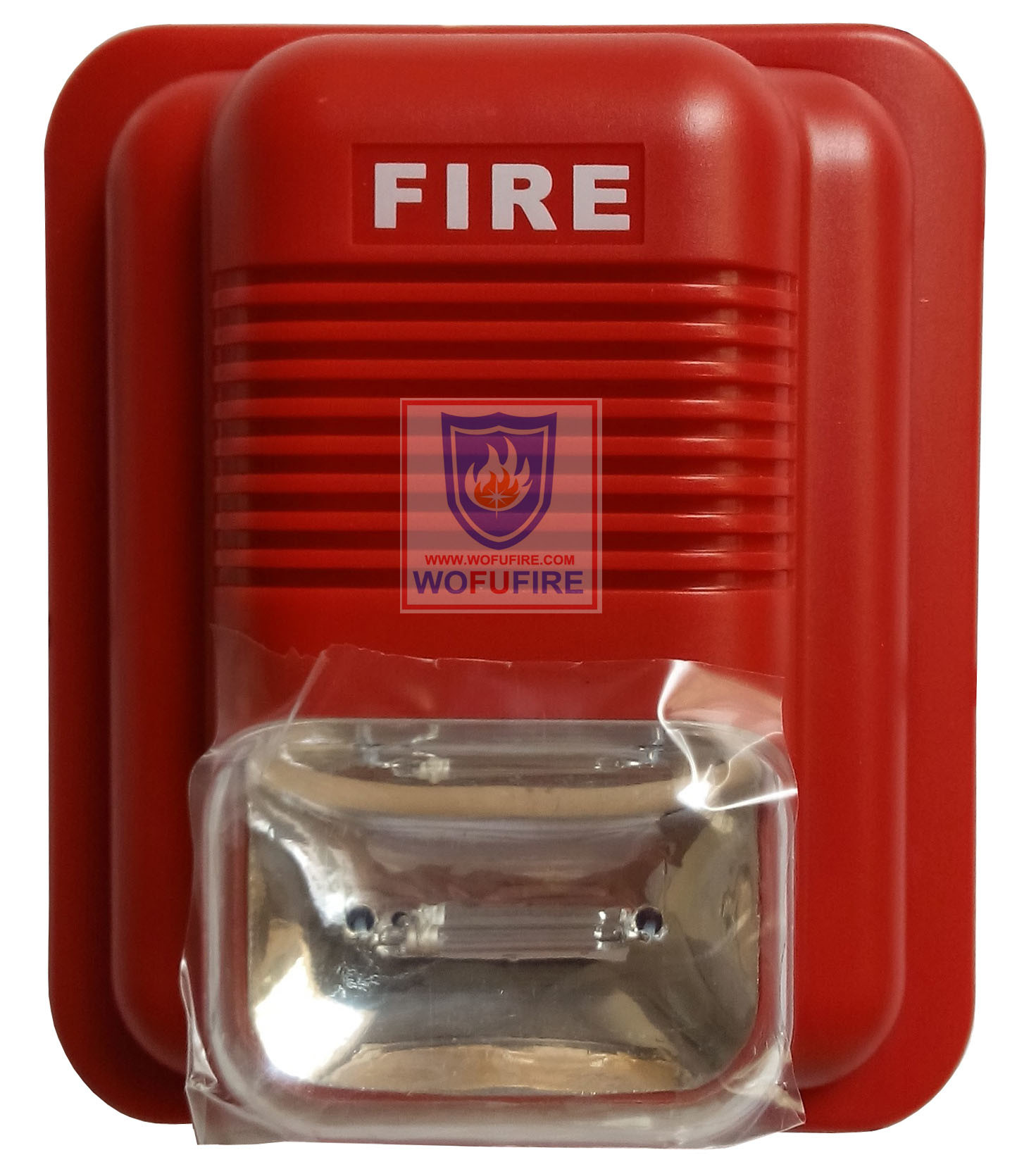 Sound and Light Fire Alarm