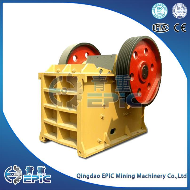 China OEM Crushing Machine, Stone Jaw Crusher