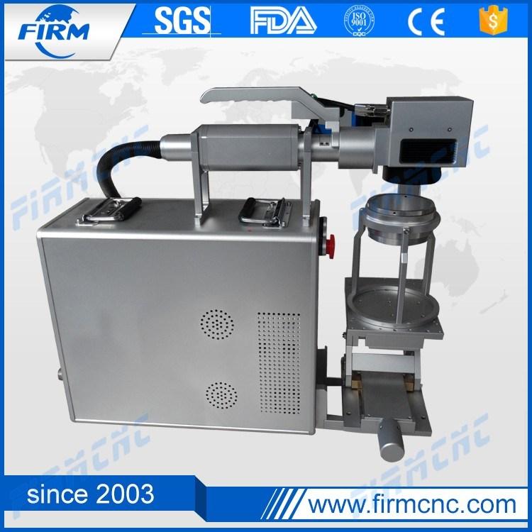 Fiber Laser Marking Machine for Plastic Rubber Aluminum