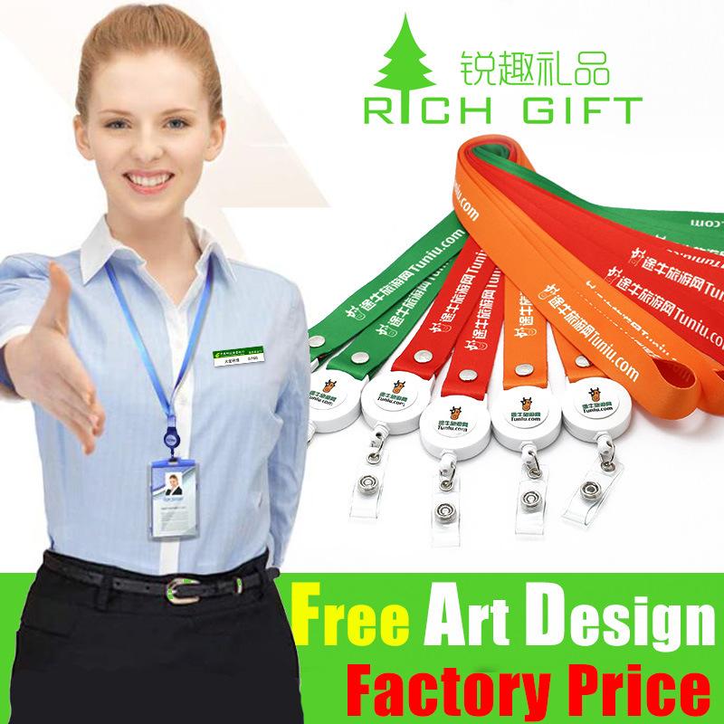 Factory Price UK Customed Full Color Printing Lanyard