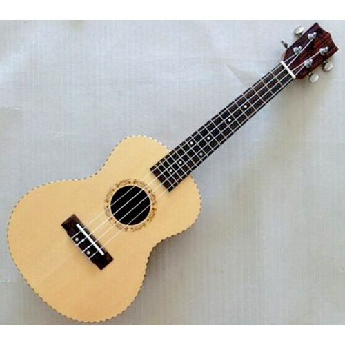 "23"" Soild Spruce Rosewood Back and Sides 4 String Ukulele"