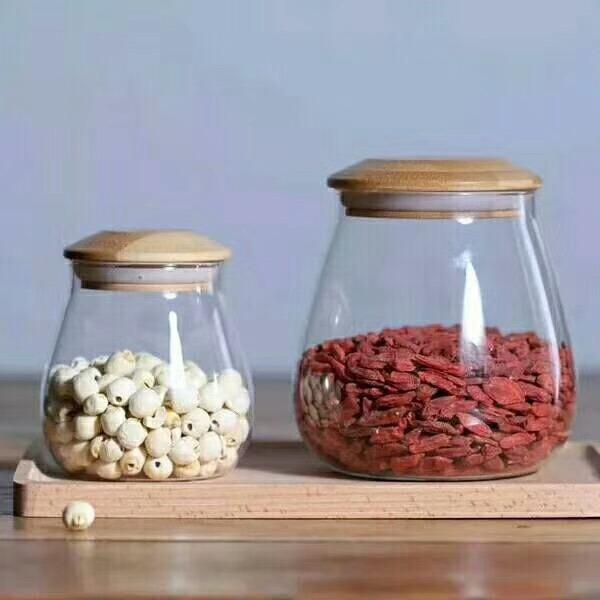 High Borosilicate Glass Jar Glass Bottle for Pickles