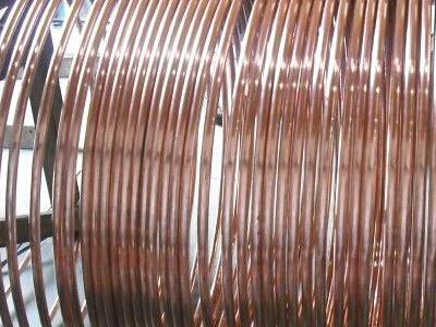 Copper Clad Steel Wire Ground Round Wire