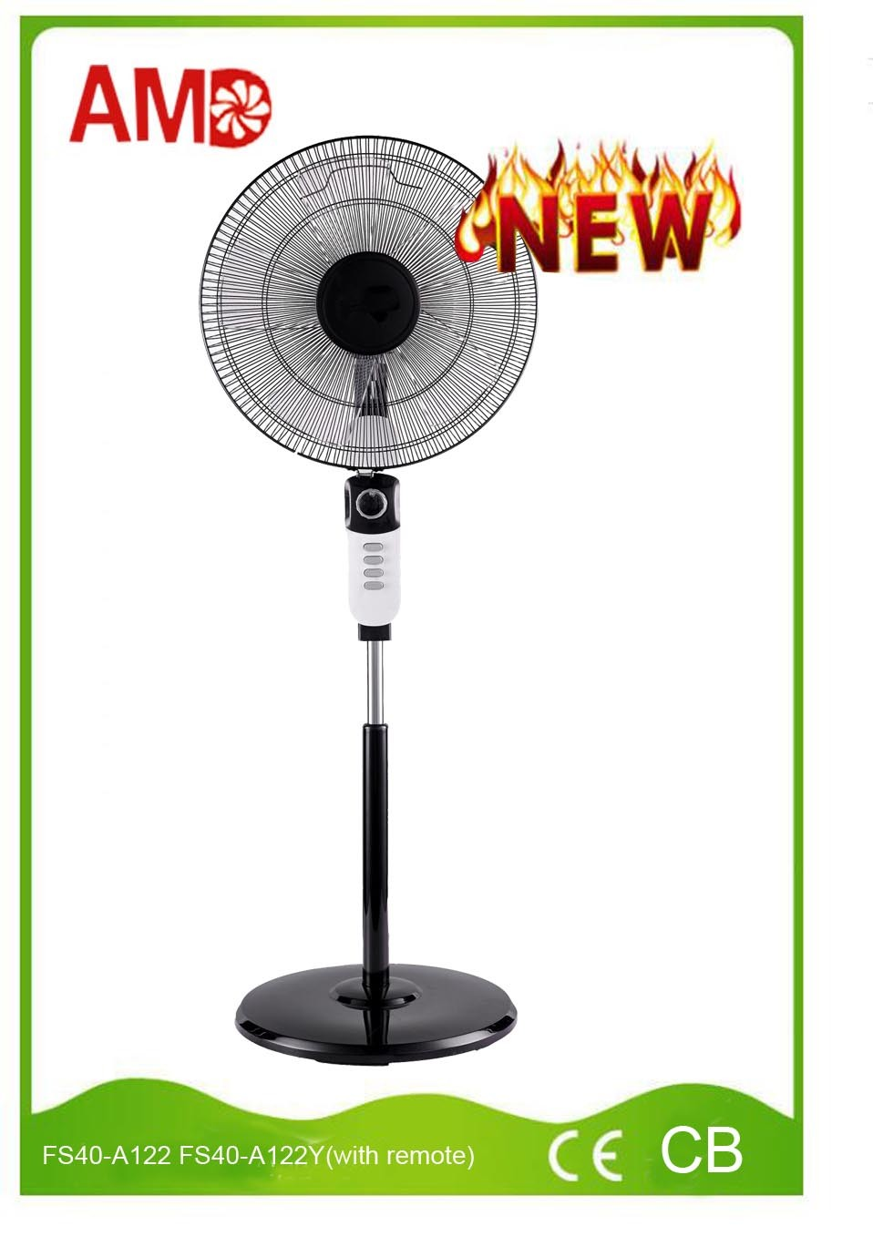 2016 New Design Stand Fan with CE Approved
