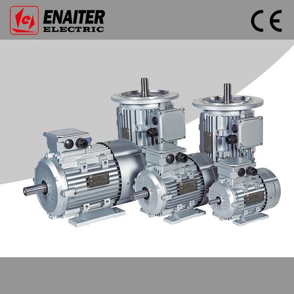 Insulation Class H Class Aluminal Electrical Motor