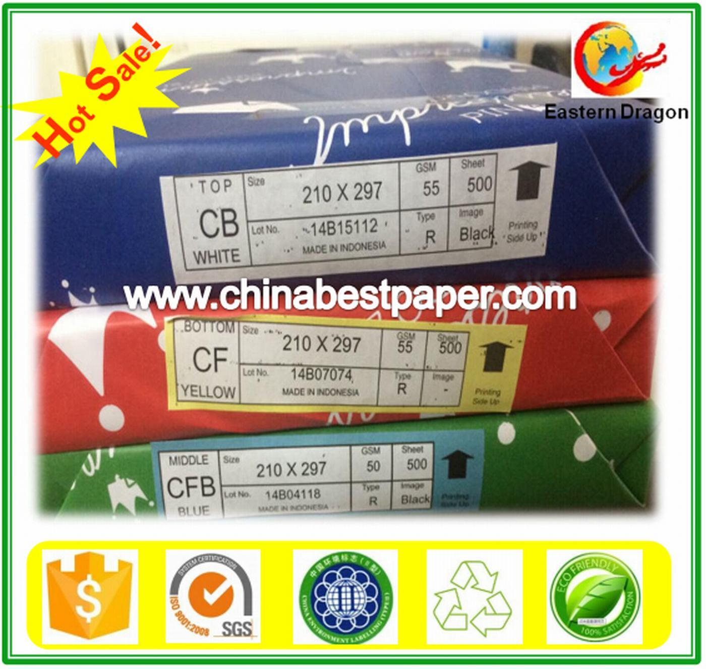 53g Black NCR Ream Carbonless Paper