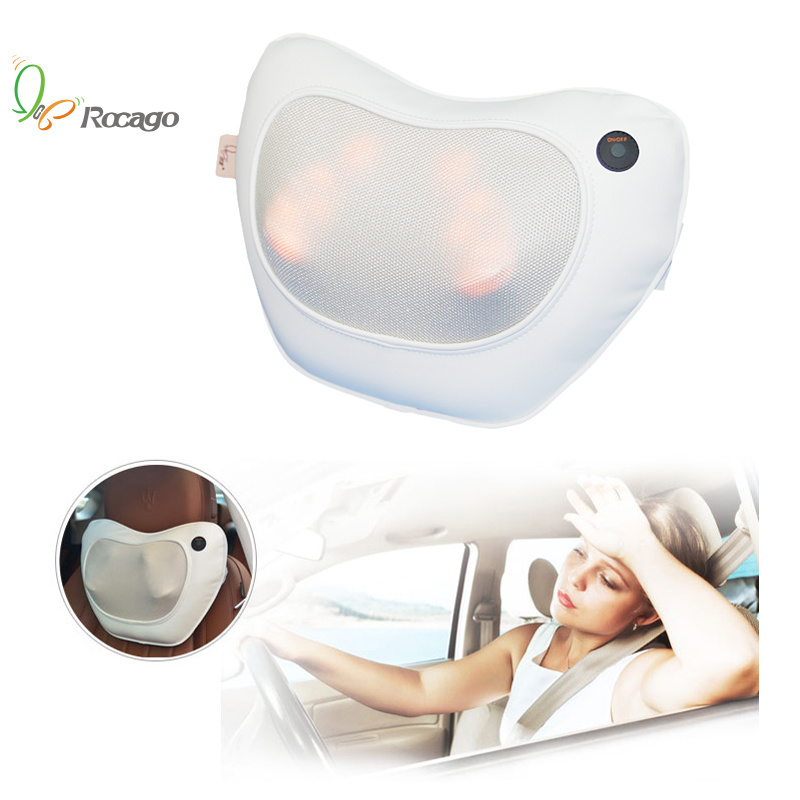 Body Care Shiatsu Massage Cushion for Back Neck Leg Foot Massager etc