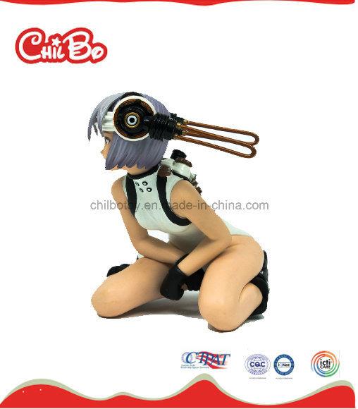 Plastic PVC Injection Figure Toys (CB-PF005J)