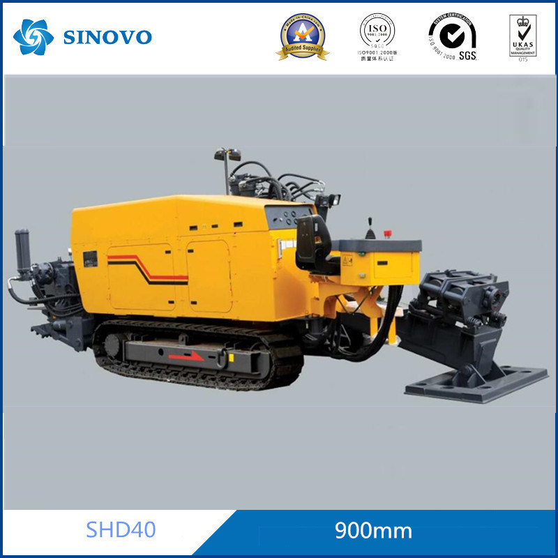SHD Series Hydraulic Trenchless Piping Construction Horizontal Directional Drilling Machine