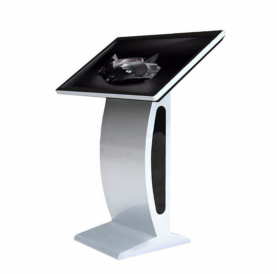 42, 43, 49, 50, 55, 65, 75, 85-Inch LCD Display Floor Standing Infrared and Capacitive All in One Touch Screen Kiosk