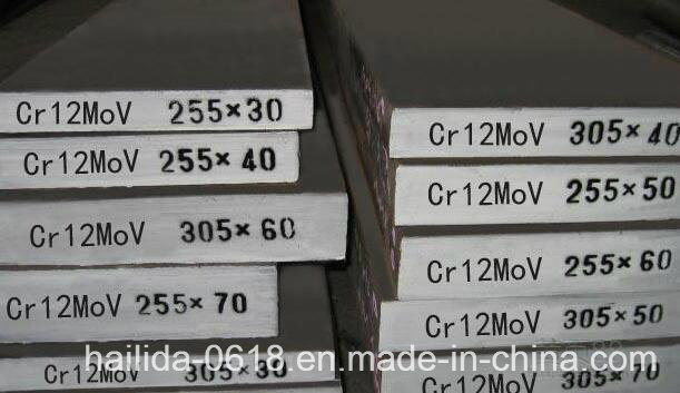 D2/Cr5mo1V/D3/SKD12/1.2080 Round Steel for Cold Work Mold Steel Die Stee