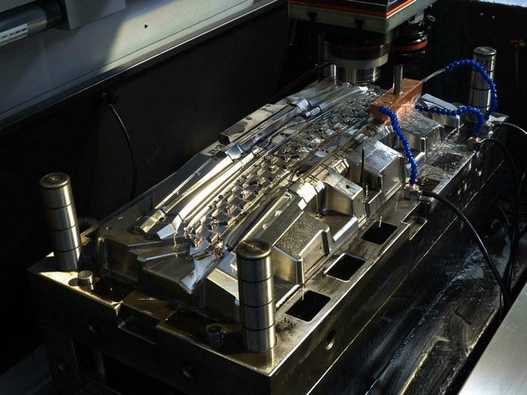Plastic Mould for Auto Parts Accessory