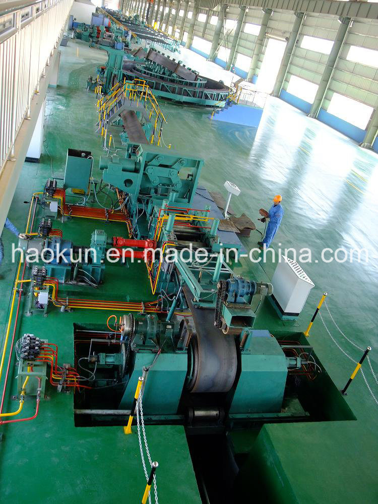 ERW Machine ERW Pipe Longitudinal Welded Pipe Equipment
