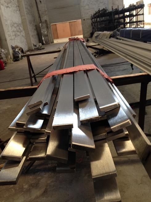 Stainless Steel Cold Draw Flat Bar AISI304