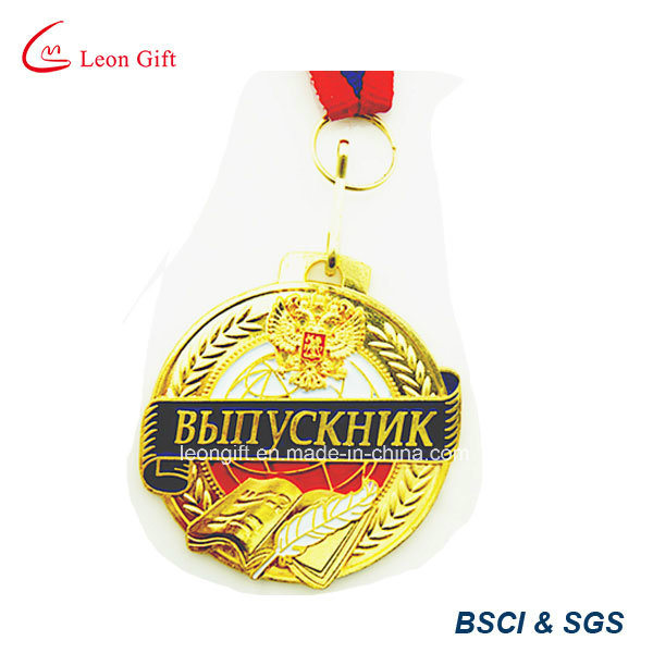 Wholesale Olympic Running Custom Gold Medallion