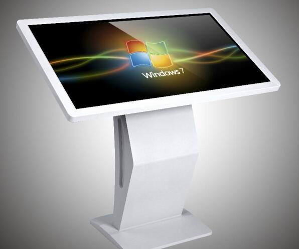LCD Display Floor Standing 43 Inch Touch Screen Kiosk