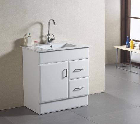 Australia′s Most Popular MDF White Gloss Vanity Cabinet