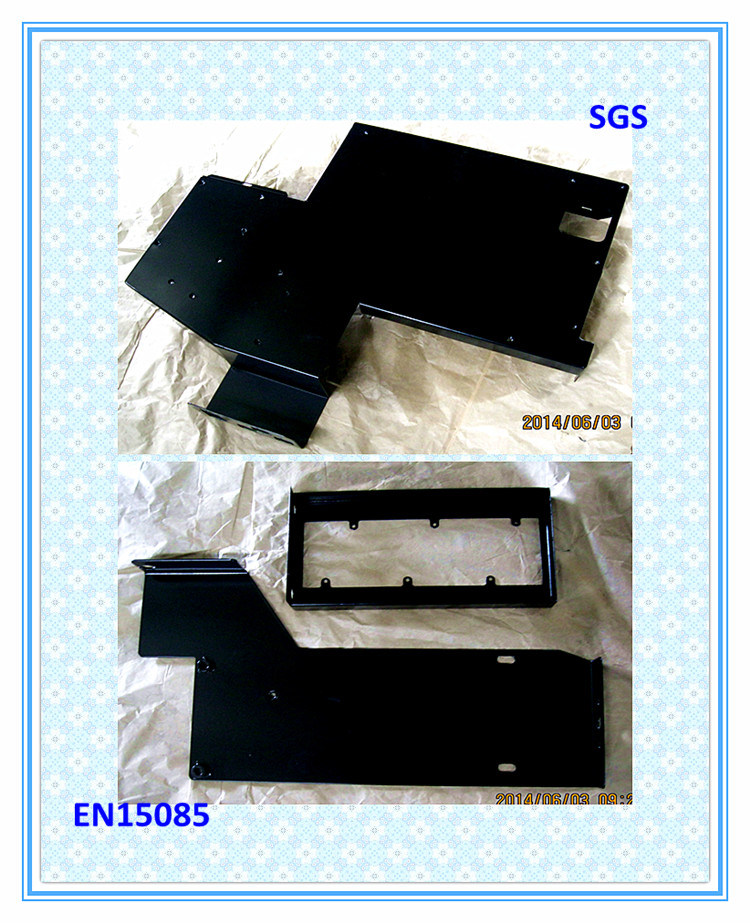 Sheet Metal Processing Auto Fabrication Parts