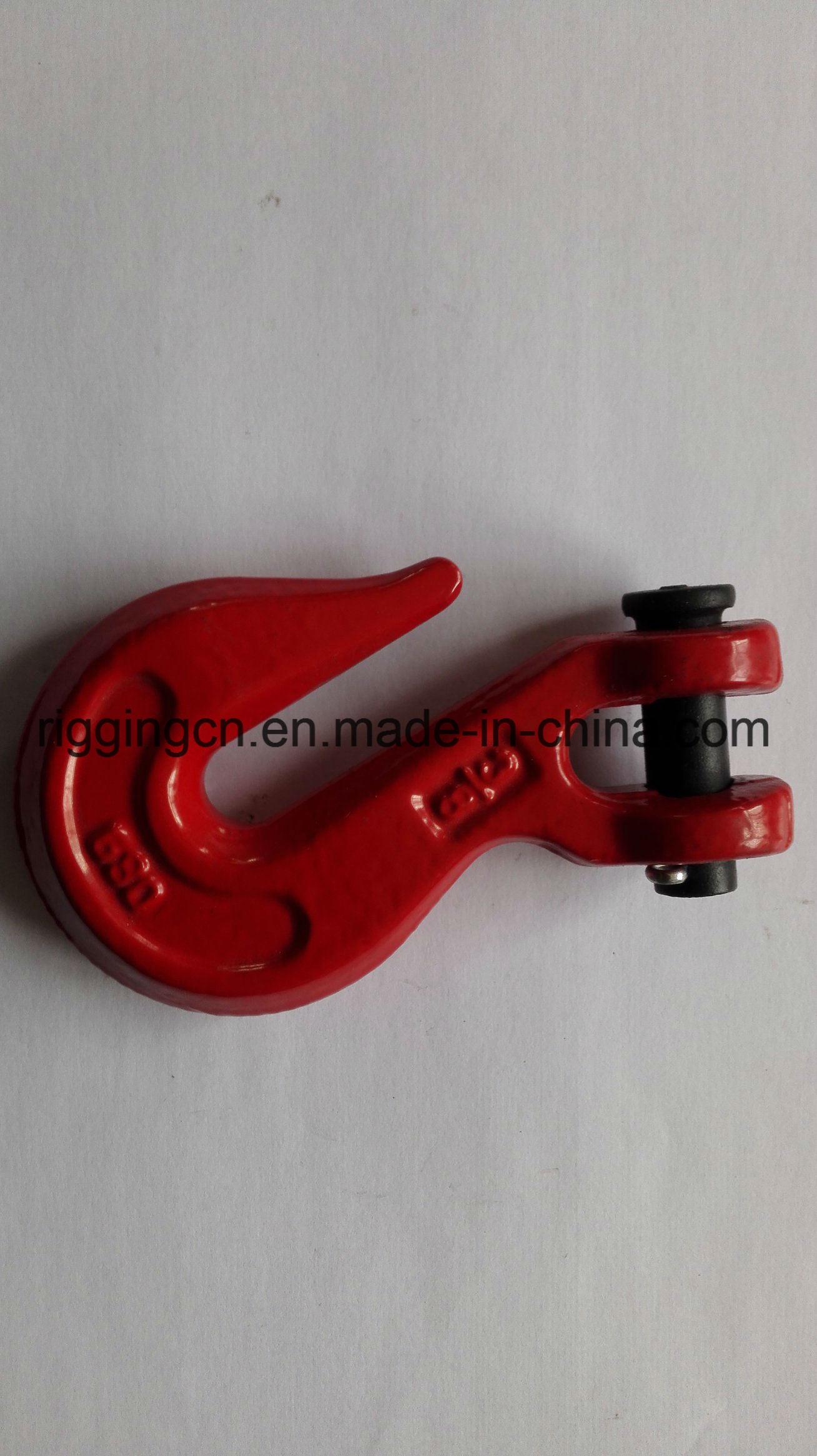 G80 safety Self Lock Eye Hook in European Standerd