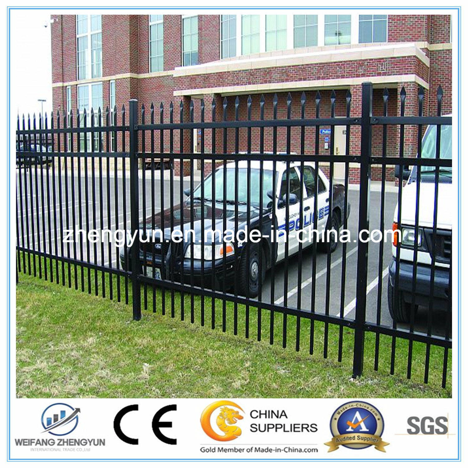 Wholesale Security Fence / Wrought Iron Fence