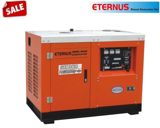 20kw 20kVA Generator, High Speed Engine (SH30D)