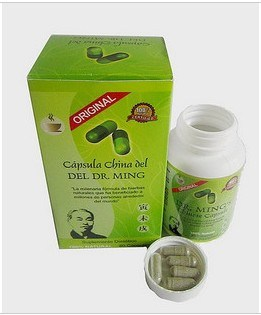 Herbal Slimming Capsules Dr. Ming