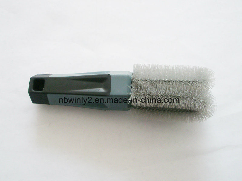 Small Wheel Car Tyre Brush