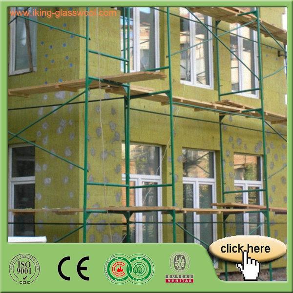 Isowool 120kg/M3 Density Rockwool Board