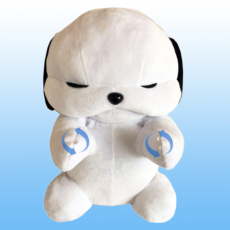 Electric Animal Shaped Shiatsu Neck Massage Pillow