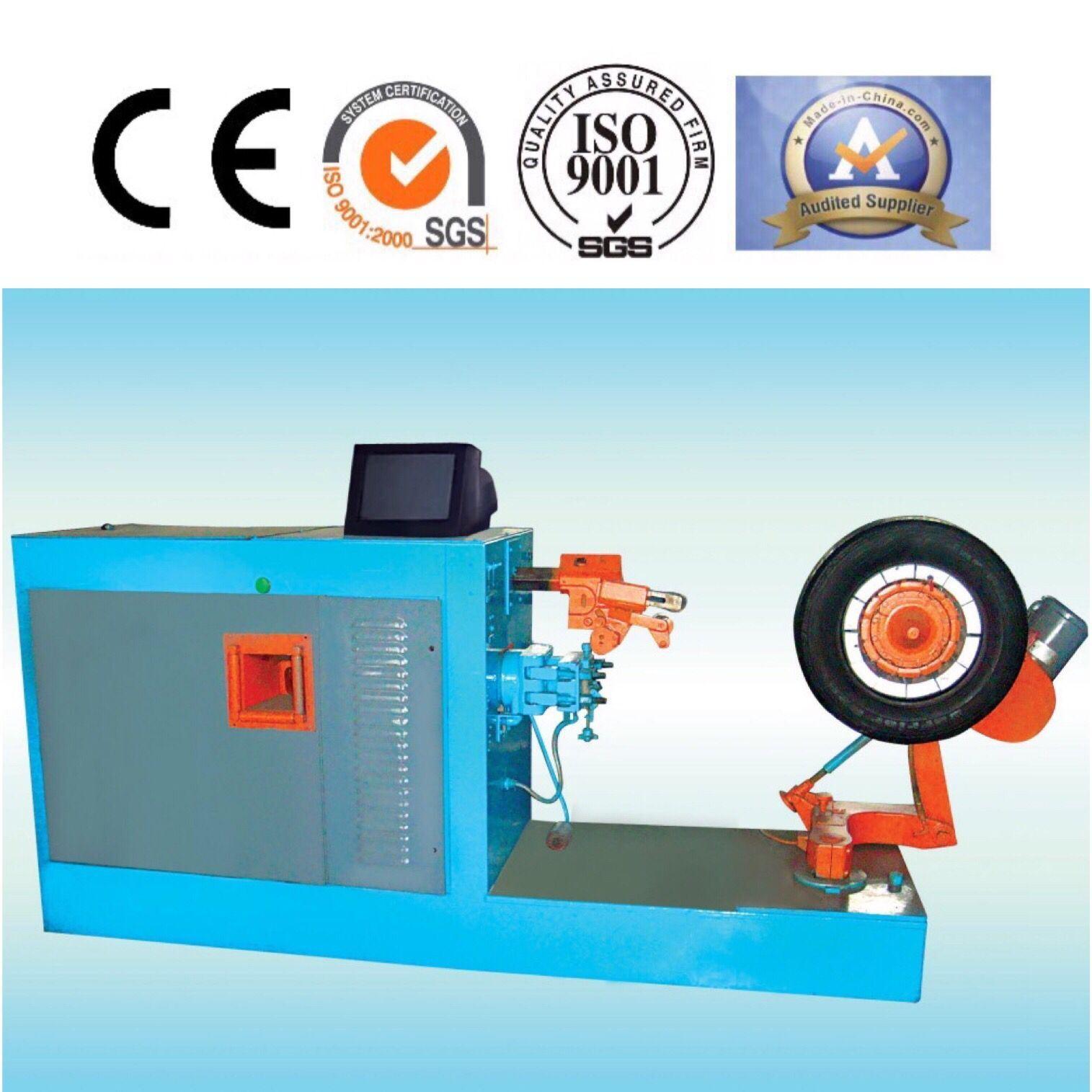 Full Automatic Tyre Tread Winding Machine of Tyre Retreading