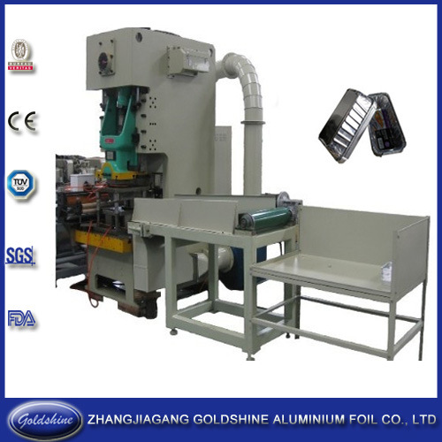 Aluminum Foil Tray Production Line (GS-AC-JF21-63T)