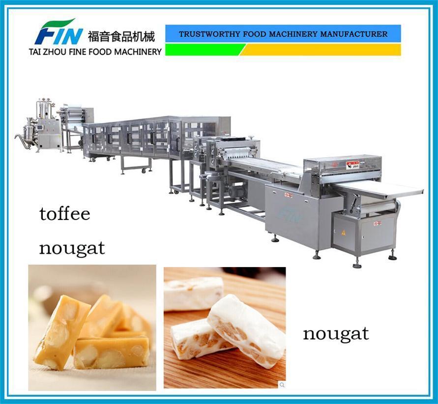 Nougat Machine for Nougat and Peanut Line Production