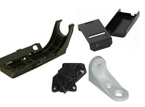 Custom Equipment Plastic Bracket